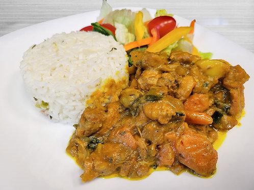 Trinidad Curry Chicken