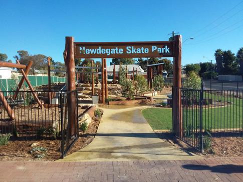Newdegate Skate Park