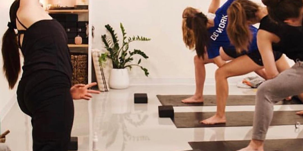 Teen Yoga 4 Week Session (Ages 12+) with Miss Bonnie
