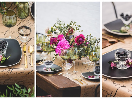 Wedding Destination Series: Greensboro, NC | Allie Miller Weddings | Wedding Planning Shoot | Whimsi