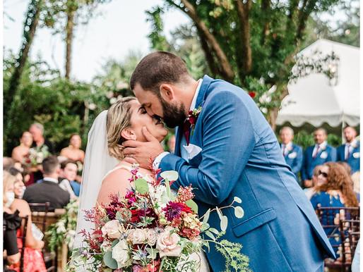 Julia + Andrew | Carolina Home & Gardens | Destination Wedding | Newport, NC | Allie Miller Weddings