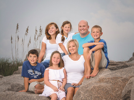 2015 Family Sessions Have Started!