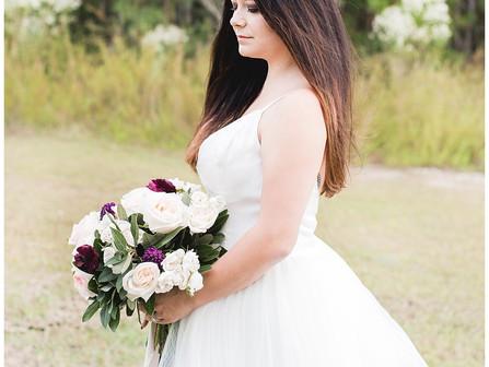 Taylor & Andy | Post Wedding Portrait and Bridal Session | Allie Miller Weddings | Destination W