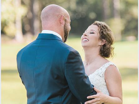 Sarah + Bradley | Copper Ridge Wedding | New Bern, NC | Destination Weddings | Allie Miller Weddings
