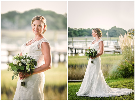 Chelsea's Bridals | Beaufort, NC | Everest Yacht Weddings | Allie Miller Weddings | North Caroli