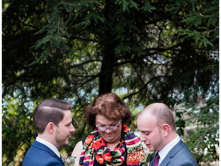 Justin & Christopher | Asheville, NC Wedding | Allie Miller Weddings | North Carolina Wedding Ph