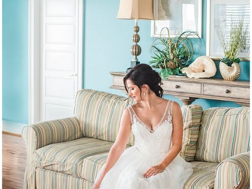 Ashley + Jason | Destination Weddings | Country Club Of The Crystal Coast | Pine Knoll Shores, North