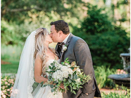 Jordan + Lee | The Palo Alto Plantation | Maysville, NC | Destination Weddings | Destination Wedding