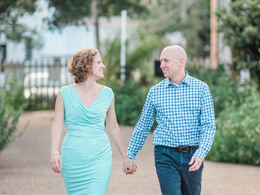 Mary + Daniel | Couple's Session | Beaufort, NC | Destination Celebrations | Weddings | Allie Mi