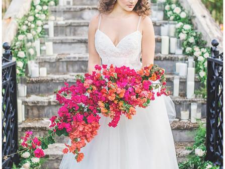 Destination Series: Curtiss Mansion | Allie Miller Weddings | Miami Springs | Heather Benge Events |