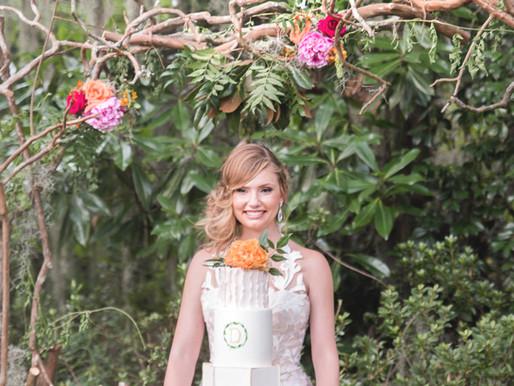 Wedding Destinations | Charleston, SC | Magnolia Plantation & Gardens | Allie Miller Weddings |