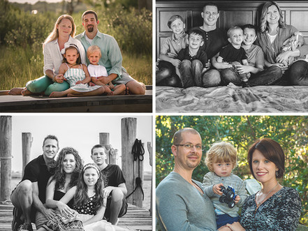 Spring Family Sessions 2016 | Eastern NC | Allie Miller Photography