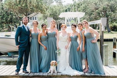 Pine Knoll Shores, NC Wedding