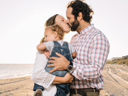 Yearly Family Pictures | Family Sessions | Allie Miller Photography | North Carolina Family Photogra