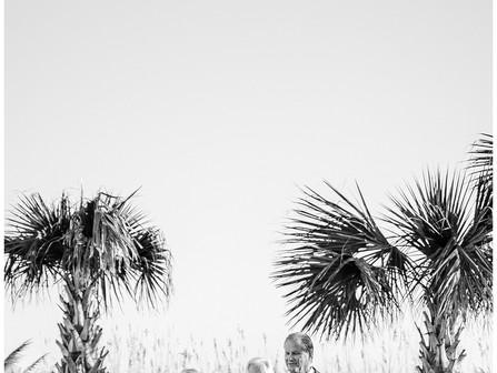Nancy & Craig | The Celebration Cottage | Atlantic Beach Wedding Photographers | Allie Miller We