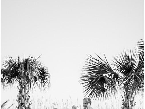 Nancy & Craig   The Celebration Cottage   Atlantic Beach Wedding Photographers   Allie Miller We