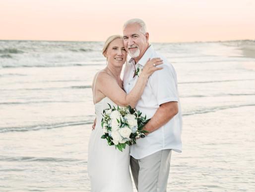 Diane + Robert | Destination Wedding | Emerald Isle, NC | Allie Miller Weddings | Best Beach Wedding