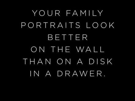 Make Sure You Print Your Memories!