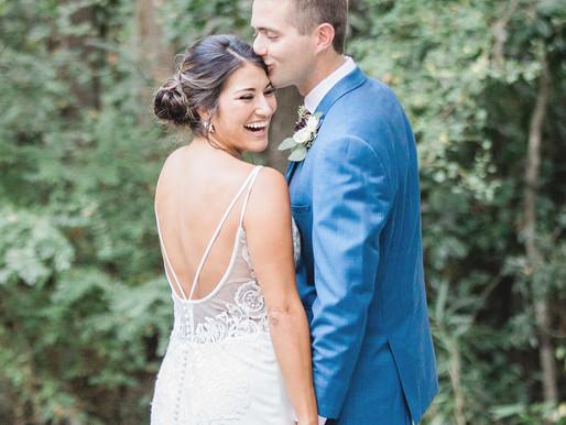 Rachel + Bobby | The Mackey House | Savannah, GA | Destination Weddings | Romantic Weddings | Savann