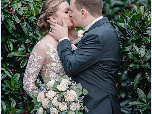 Steph + Ryan | Destination Wedding | Cross & Main | Youngsville, NC | Love in Times Of Covid | LOVE