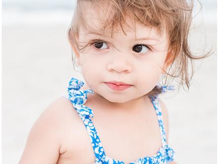 Family Session | Kids Session | Jacksonville Beach, Florida | Allie Miller Photography | Florida Pho
