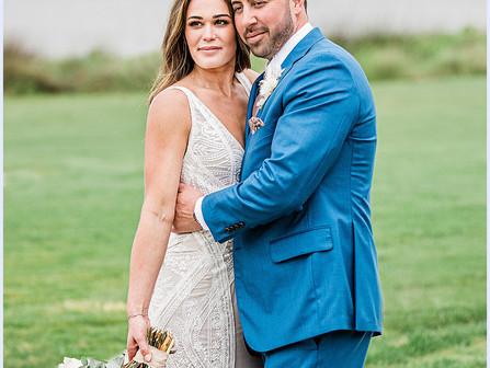 Cat + Bronsyn | CCCC - Pine Knoll Shores, NC Wedding | Destination Weddings | Allie Miller Weddings