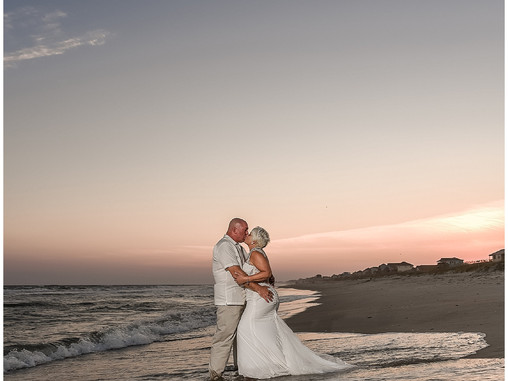 Jill & Donald | Emerald Isle, NC | Emerald Isle Weddings | Destination Weddings | A Seaside Wedd