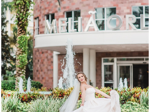 Destination Series | Celebration / Orlando, Florida | Melie Orlando Resort | Allie Miller Weddings |