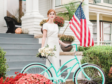 Destination Venues Series | The Jarvis 220 B&B New Bern | Wedding Event Venues | Whimsically Wed