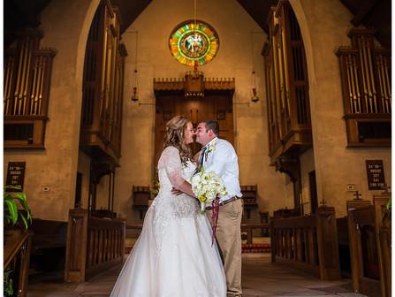 Brittni & Patrick | St. Paul's Episcopal Church | Wilmington, NC | Destination Wedding Photo