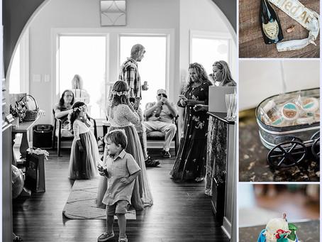 Beth + Eileen | 'MiNiMoNy' Thursday | Pine Knoll Shores NC | Allie Miller Weddings | Love is Love 🌈