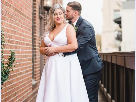 Vicki + Daniel | Wilmington, NC | π-day Wedding Celebration | Allie Miller Weddings | Rebellion ILM