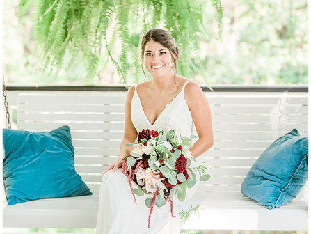 Rachel L | Bridals | Mackey House | Savannah, GA | Bridal Sessions | Engaged | Complimentary With Ou