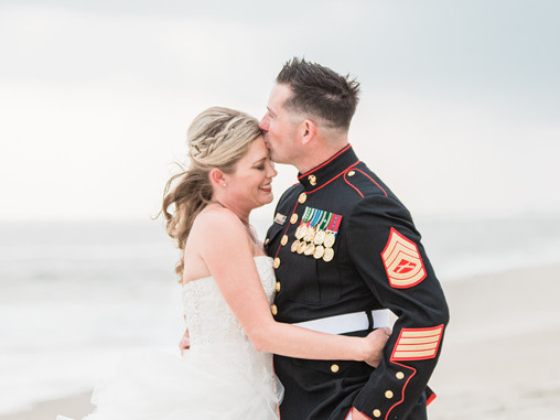 Amanda + James | Emerald Isle, NC | Beach Wedding | Allie Miller Weddings | NC Wedding Photographers