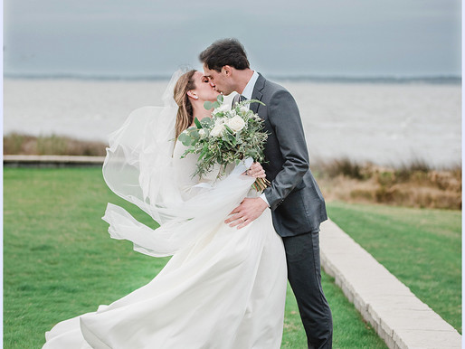 Kat + Andy | Country Club of CC |Pine Knoll Shores, NC | Destination Weddings | Allie Miller Wedding