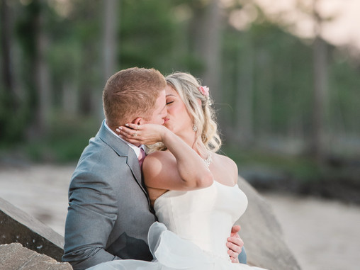 Brittany + Christopher | 05.25.2019 | Neuse  Breeze Wedding Venue | Havelock, NC | Destination Weddi
