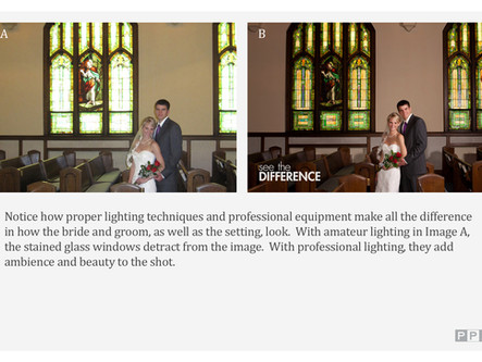 """How to avoid getting burnt from the latest wedding photographer trend"" Mike Allebach"