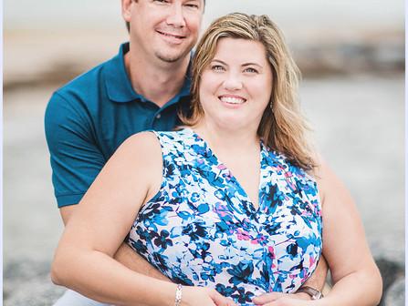 Michelle + Robert | Destination Engagement Portrait Session | Amelia Island, Florida | Fort Clinch |