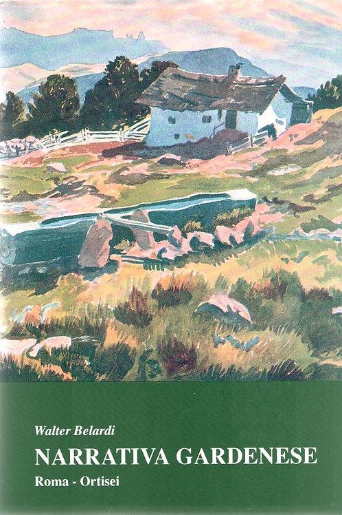 Narrativa gardenese (Walter Belardi)