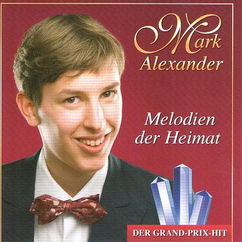CD Mark Alexander, Melodien der Heimat