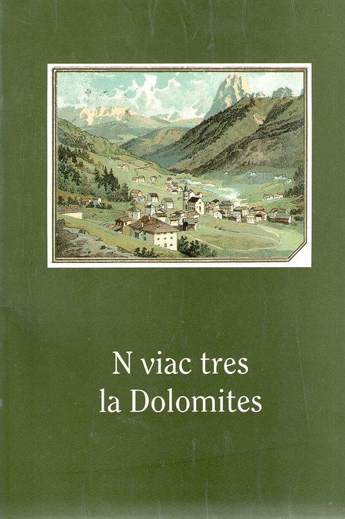 N viac tres la Dolomites