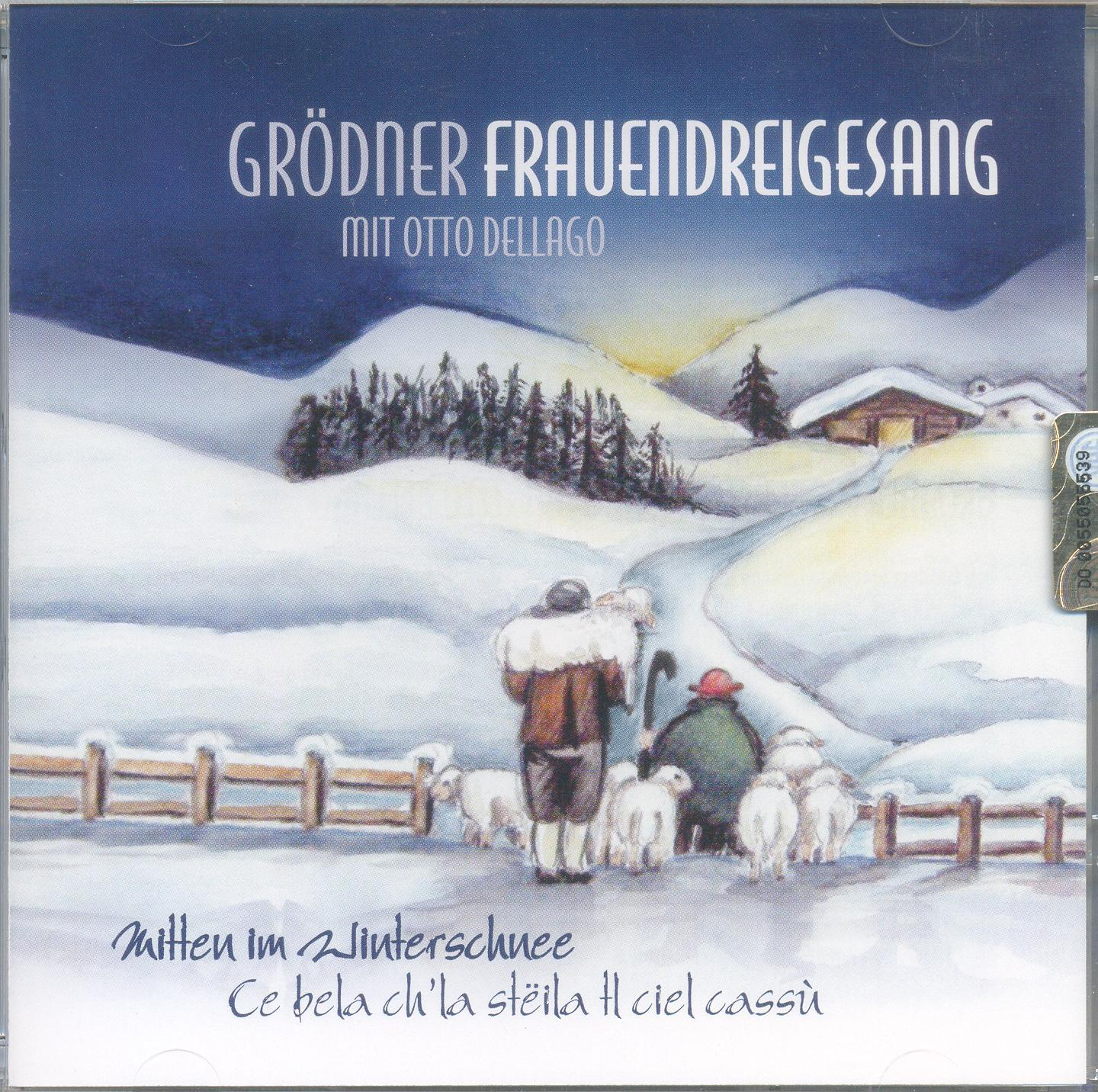 CD Grödner Frauendreigesang