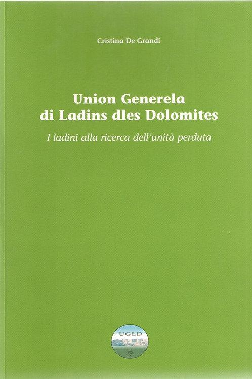Union Generela di Ladins dles Dolomites (Cristina de Grandi)