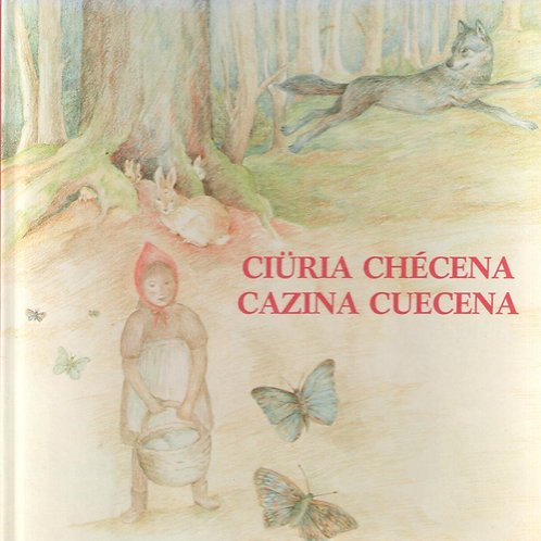 Ciüria chécena - Cazina cuecena