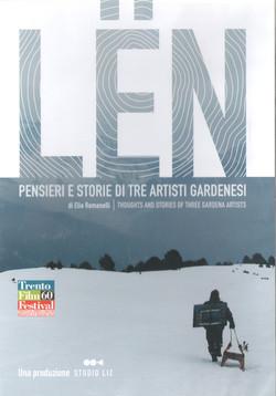 Len. Pensieri e storia di tre artisti gardenesi
