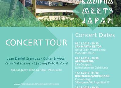Ladinia meets Japan