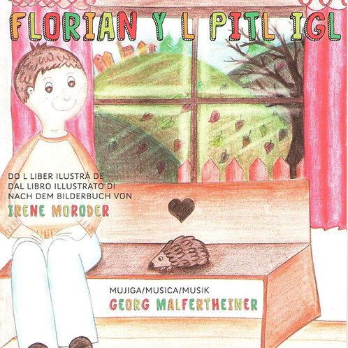 CD Florian y l pitl igl, Irene Moroder y Georg Malfertheiner