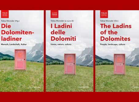 """Presentazion dl liber """"I ladini delle Dolomiti/Die Dolomitenladiner/The ladins of the Dolomites"""
