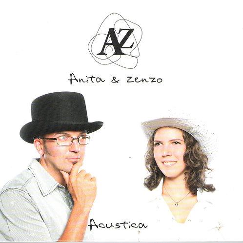 CD Anita & Zenzo, Acustica