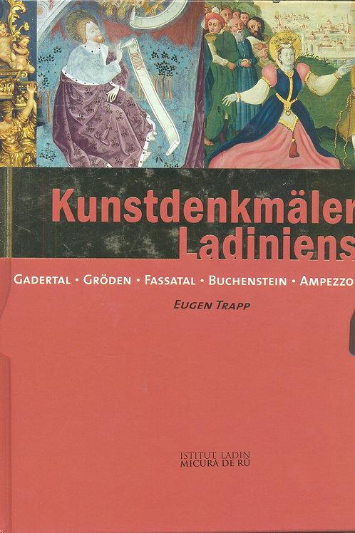 Kunstdenkmäler Ladiniens (Eugen Trapp)
